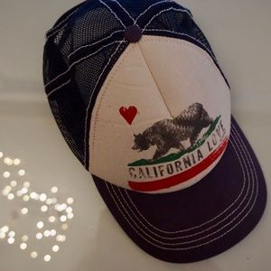 California Billabong Ballcap